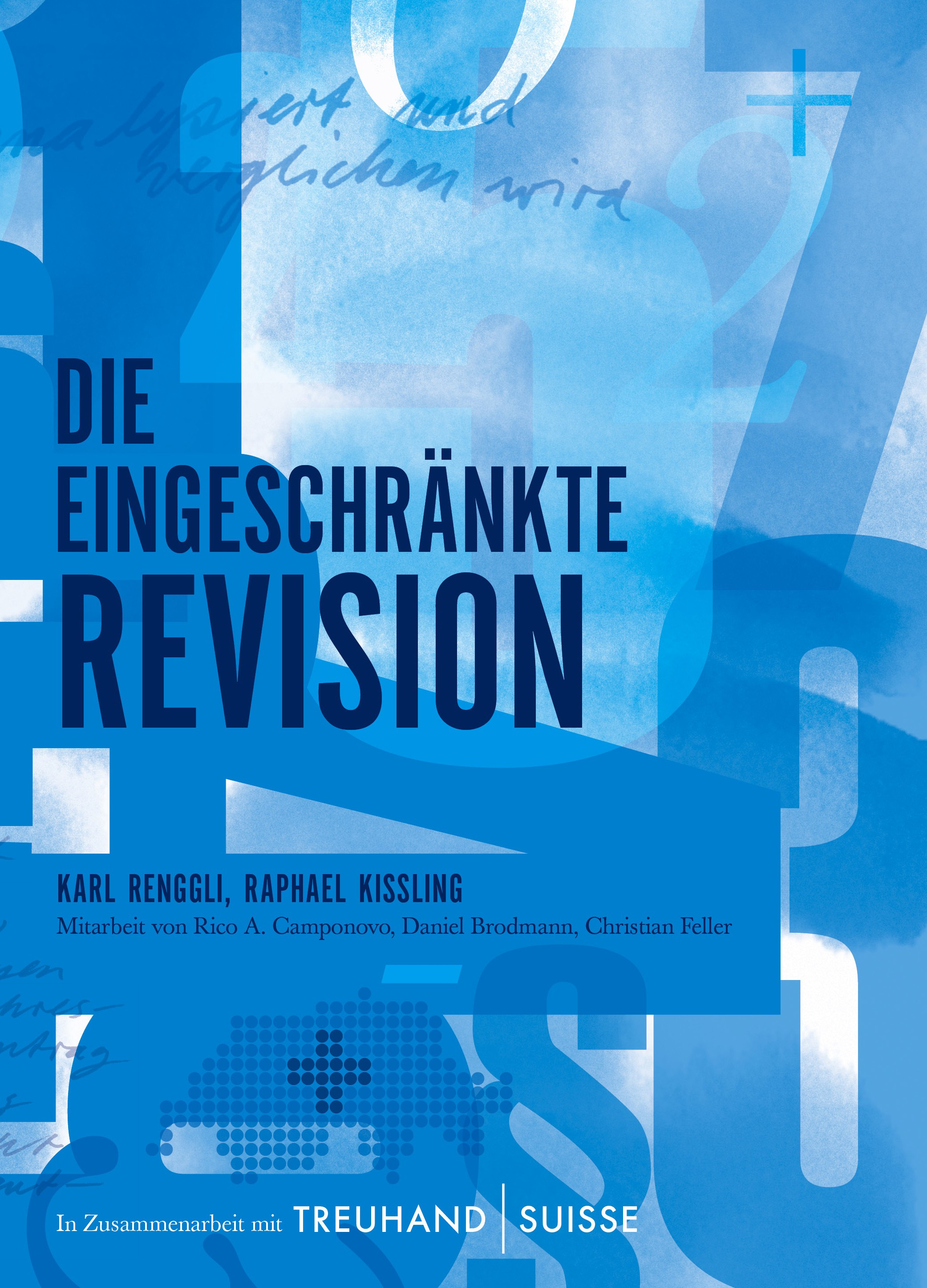 "The book ""The limited statutory examination"" - ""Die eingeschränkte Revision"""